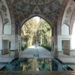 persian hamam-fin garden-Kashan