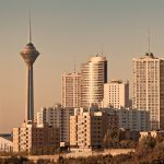 Milad tower_Tehran