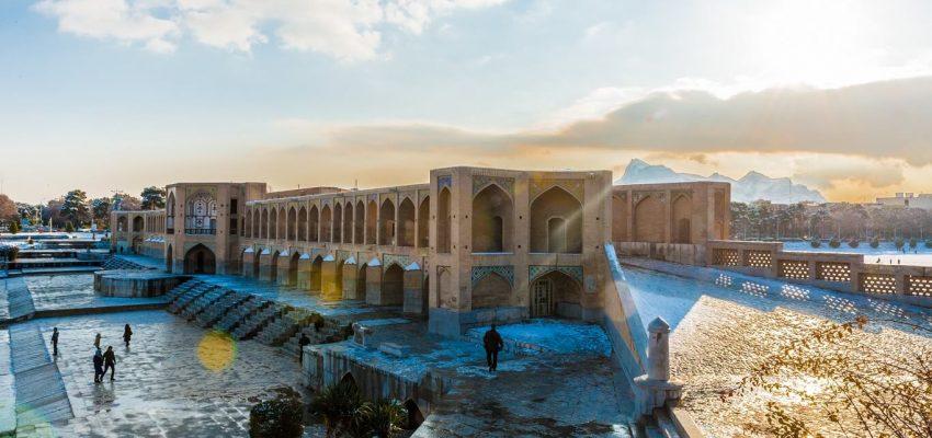 Khajou bridge-Isfahan