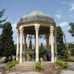 Hafez's tomb-Shiraz