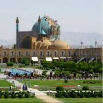 Abbasi jame mosque -Isfahan