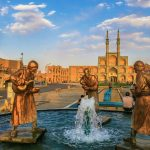 amir chakhmaq complex-Yazd