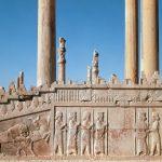 Apadana palace -perspolis- Achaemenid