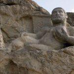 Bahram Statue-parthian