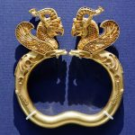 Golden accessories-Achaemenid