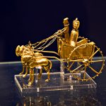 Golden chariot-Achaemenid