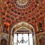 Hashtbehesht palace-Isfahan