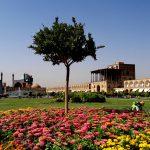 naghshe jahan square-aliqapu palace-Isfahan