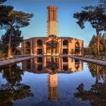 dolat abad garden-Yazd