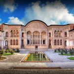 Tabatabaei house-Kashan