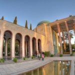 Saadi's-tomb-Shiraz