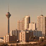 Milad tower_Tehran
