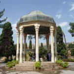 Hafez's tomb-Shiraz