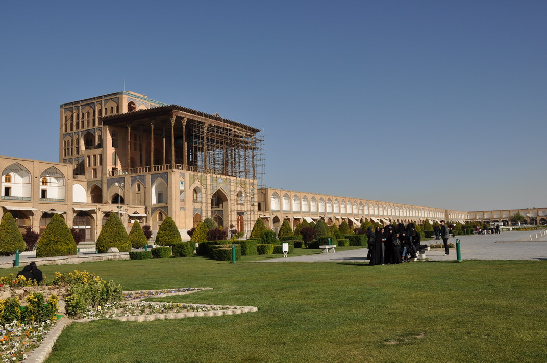 Image result for ali qapu palace isfahan