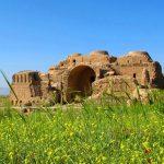 Ardeshir palace-Firozabad-Iran-Sassanid