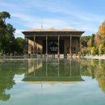 Chehelsotoon palace-Isfahan