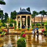Hafez tomb-Shiraz