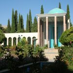 saadi tomb-Shiraz