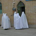 woman in Varzaneh