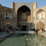 Qeisarieh portal-Isfahan