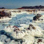 salt crystal - hormuz island
